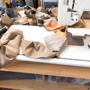 縫製工場みたい