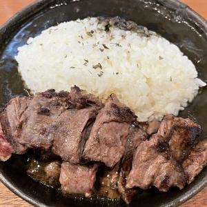 丸鶏・ステーキ みさき食堂@帯広/カツがなかったので