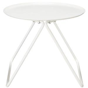 無印良品 セール シンプルで便利な「コンパクトサイドテーブル」