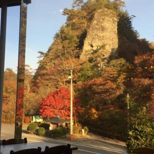 四国遍路自転車旅 (8-2)久万高原 紅葉めぐり そして道後温泉