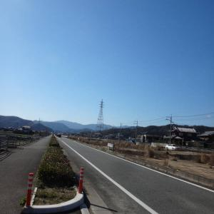 四国遍路自転車旅(1-4) 1番札所に向かって逆行