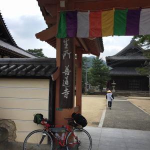 四国遍路自転車旅(5-1)うどん県巡礼後半戦