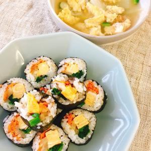 10/27(日)韓国のり巻&干し鱈のスープレッスンにお席ございます♪