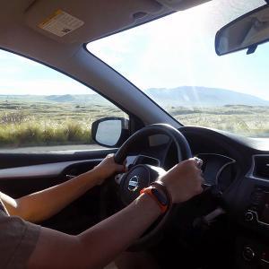 2019ハワイ旅 - サドルロードを東へ走る