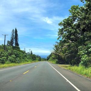 2019ハワイ旅 - カラパナの溶岩台地