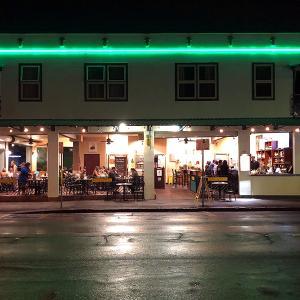 2019ハワイ旅 - ヒロ ダウンタウンの大人気レストラン