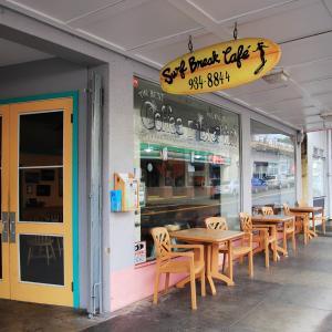 2019ハワイ旅 - ヒロ ダウンタウンで最初のアサイーボウルを出したカフェ