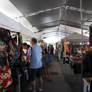 2019ハワイ旅 - ヒロのファーマーズマーケットはお土産探しに最適