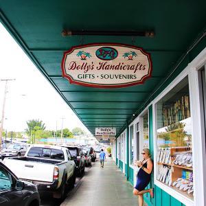 2019ハワイ旅 - ヒロのドリーズはラウハラがお買い得なお土産屋さん