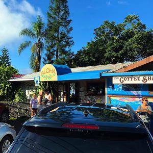 2019ハワイ旅 - ハワイ島にきたら ここは外せない朝食 コーヒーシャックです