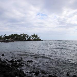 2019ハワイ旅 - カハルウ 海の見える青い小さな教会
