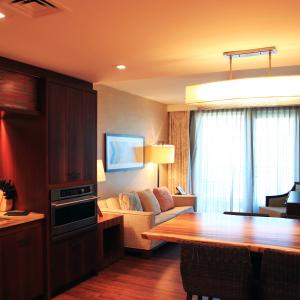 2019ハワイ旅 - HGVグランドアイランダー1ベッドルームプラスのお部屋