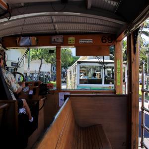 2019ハワイ旅 - JALレインボートロリー廃止前の乗り納め デューク像からクヒオ通りを通ってヒルトンまでDJI OSMO POCKETで動画撮影
