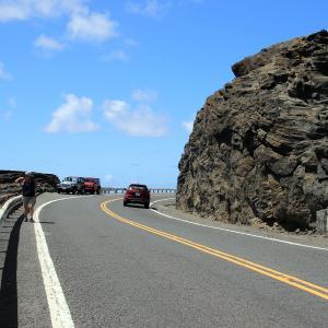 2019ハワイ旅 - 裏ココヘッドトレイルって知っていますか? ココクレーターアーチへの登り口はここからです