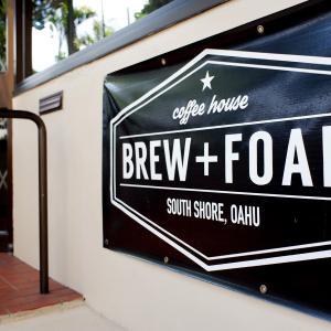 2019ハワイ旅 - 最後の日、ヒルトン近くにとっても素敵なカフェを見つけましたよ!