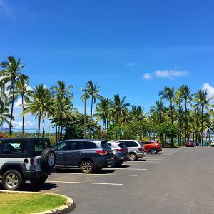 ハワイの公共の場所が有料化だったり値上げだったり、、、保護や整備に循環させるためなら仕方ないのかな・・・。