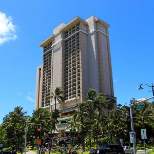 H.G.V. カリアタワーからのオーシャンビューはかなり良いですね〜 ハワイが詰まってます