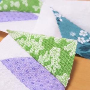 ピースワーク / ブルーの紫陽花