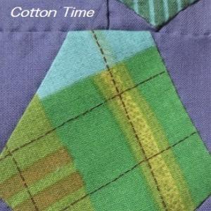 洋ナシのパターン(オリジナル) / サンリオの布