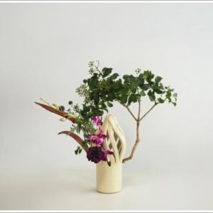 花器の特徴を生かして