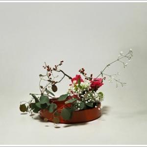 下げ花残り花、使い切り