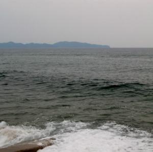 9月のキス釣り第1弾(弓ヶ浜)