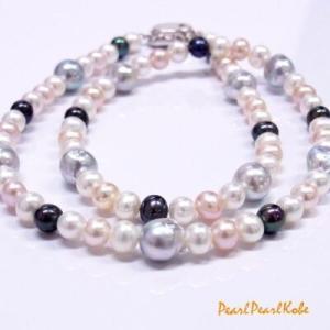 アコヤ真珠と淡水真珠