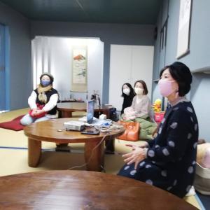 泉大津のカフェスウィーティーさんで観賞会