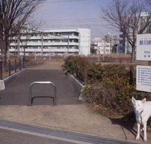 Vol.1515 新川崎ふれあい公園