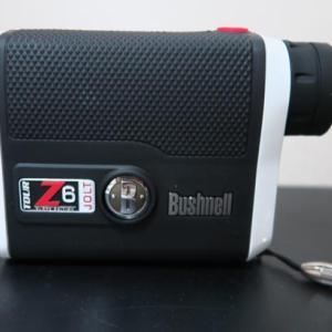 久々にレーザー距離計測計 ブッシュネルZ6を購入