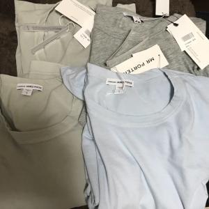 ジェームスパースのTシャツを購入