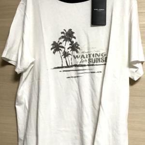 サンローランのTシャツ