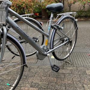 自転車を譲り受けたときにすること。①防犯登録