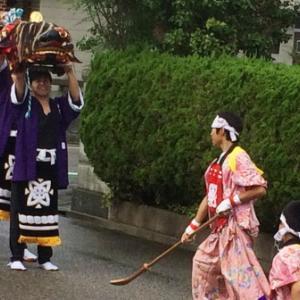 津幡町中条地区 秋祭り2018