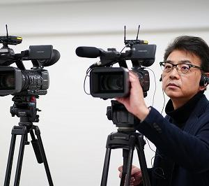 恵比寿駅でセミナー撮影は、EBiS303カンファレンススペース