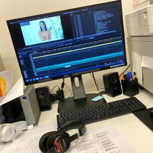 動画編集講座やります。