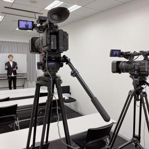 水道橋駅でセミナー撮影は、リロの会議室「水道橋」