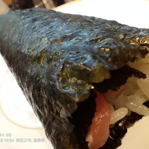 久々のかっぱ寿司に