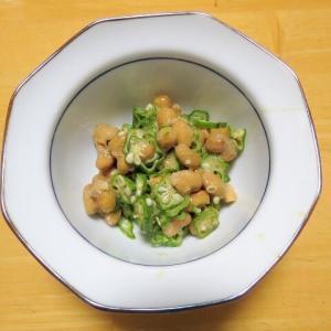 納豆&おくら