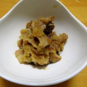 豚味噌炒め