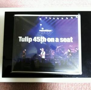 「Tulip 45Th on a seat /チューリップ これを聴け!76」の巻