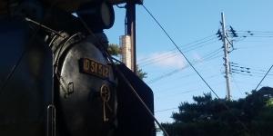 「蒸気機関車D51」の巻