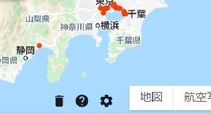 【コロナ対策】Googleマップのタイムライン機能をオンにしよう!