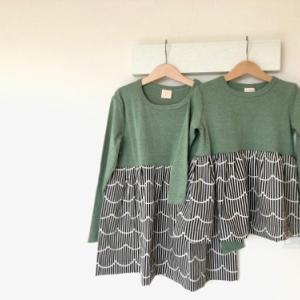 手作り子供服と、秋冬子供服、追加ポチ