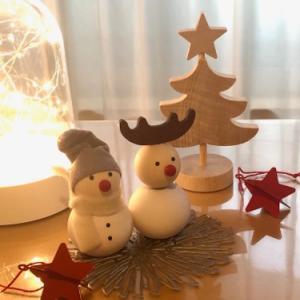 aarikkaの雪だるま&トナカイが愛らしすぎる件&次女の誕生日プレゼント