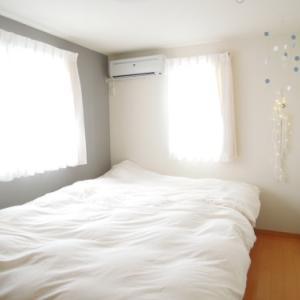 寝室インテリアをちょこっと模様替え