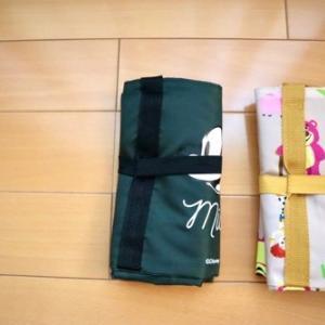 ダイソーのディズニーショッピングバッグが可愛い!&子供服ポチ