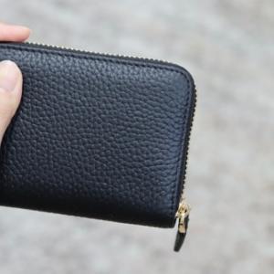 いい感じ!コンパクト&使いやすいミニ財布&ポチ④