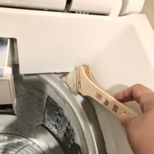 急なやる気!洗濯機の掃除!