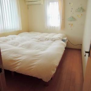 【寝室】また快適で大好きな場所に&SSお得情報!